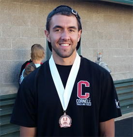 Grant Sisserson 2014 Junior National Bronze Medallist